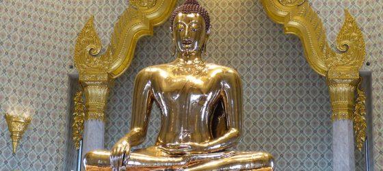 معبد طلای بودا وات ترامیت بانکوک
