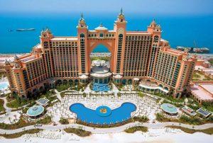 هتل آتلانتیس تور دبی