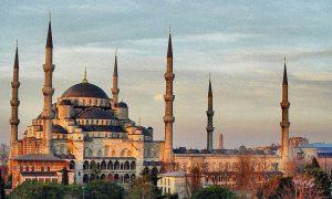 مسجد سلیمانیه در استانبول