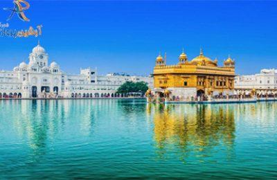 معبد طلایی هند