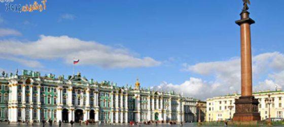 قصر زمستانی روسیه