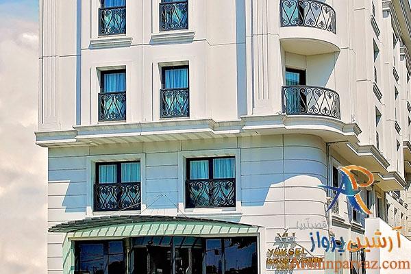 هتل یوکسل استانبول