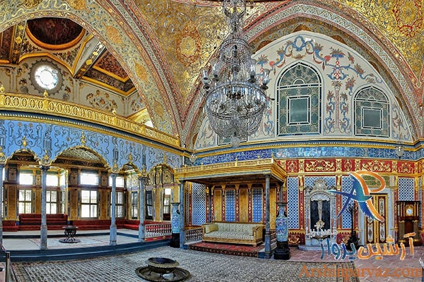 سرای توپکاپی در استانبول