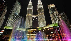 برج های دوقلوی مالزی