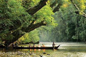رودخانه تاهان