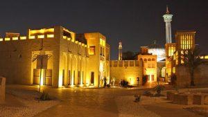 منزل شیخ سعید المکتوم در تور دبی