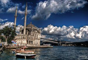 مسجد اورتاکوی تور استانبول