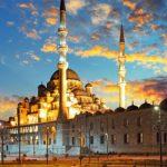 مسجد سلطان ایوب استانبول