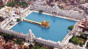 معبد طلایی در هند