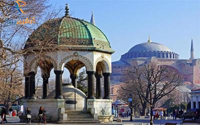 میدان اسب دوانی قسطنطنیه استانبول