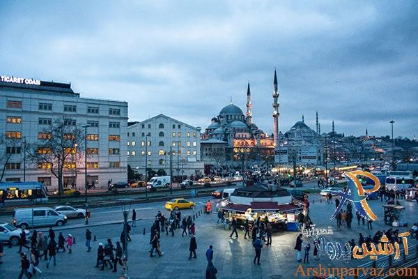 فرهنگ مردم استانبول