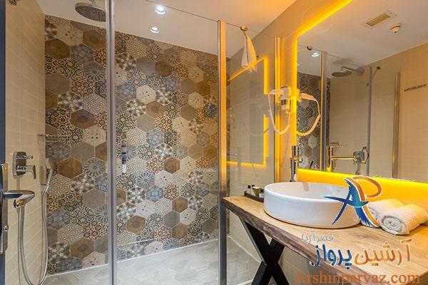 حمام هتل سمینال