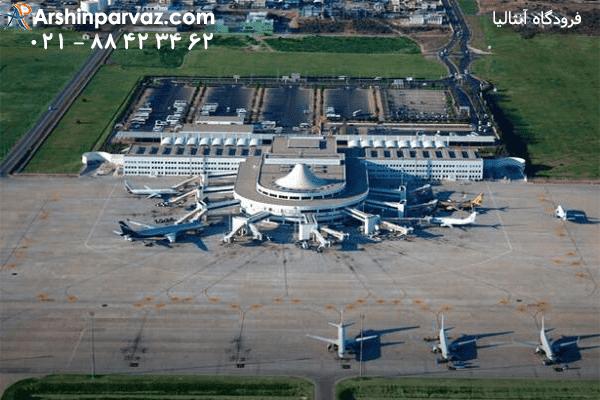 فرودگاه-بین-المللی-آنتالیا
