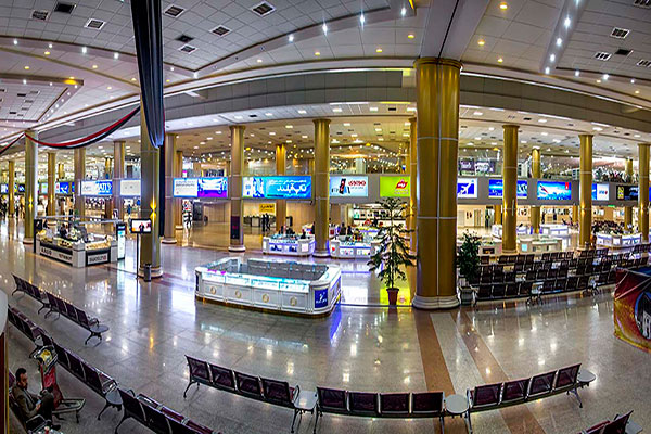 فرودگاه بین المللی مشهد