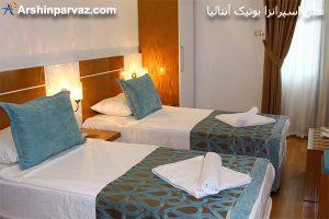 هتل اسپرانزا بوتیک ترکیه آنتالیا