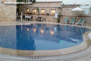 هتل وایت گاردن آنتالیا ترکیه
