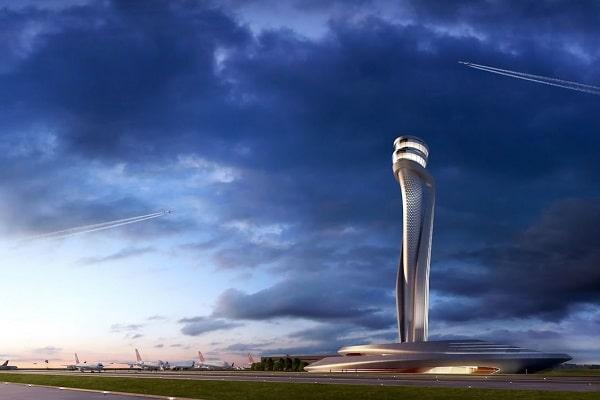 فرودگاه İstanbul Yeni Havalimanı
