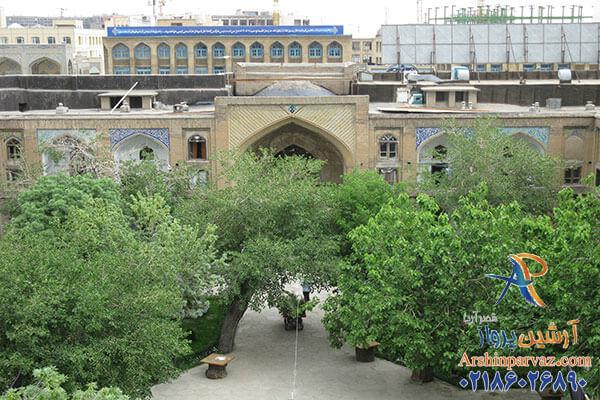 مدرسه عباسقلی خان مشهد