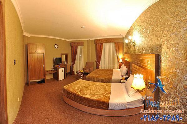 هتل تابران مشهد