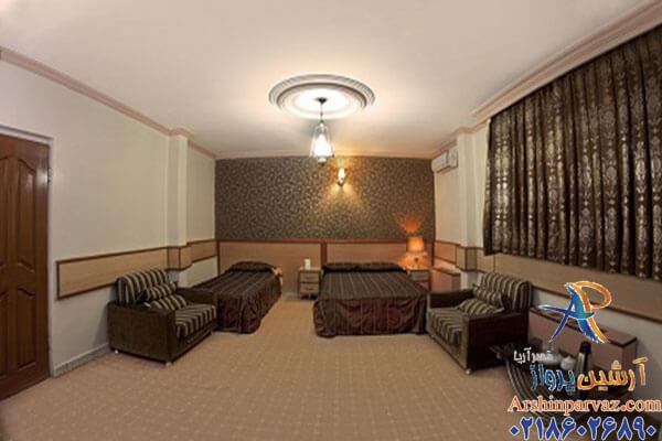 هتل کوثر کیش
