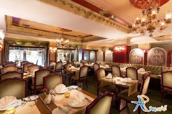 رستوران نیزاده استانبول