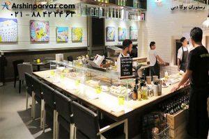 رستوران بوکا دبی امارات