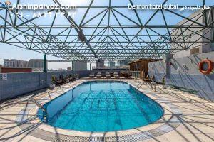 هتل دلمون دبی امارات