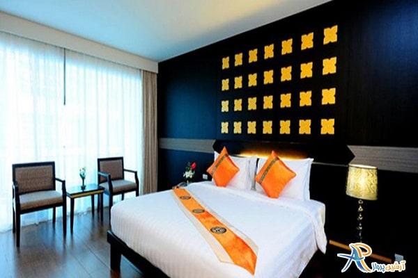 هتل کریستال پالاس