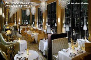 رستوران سلبریتیز دبی Celebrities Restaurant