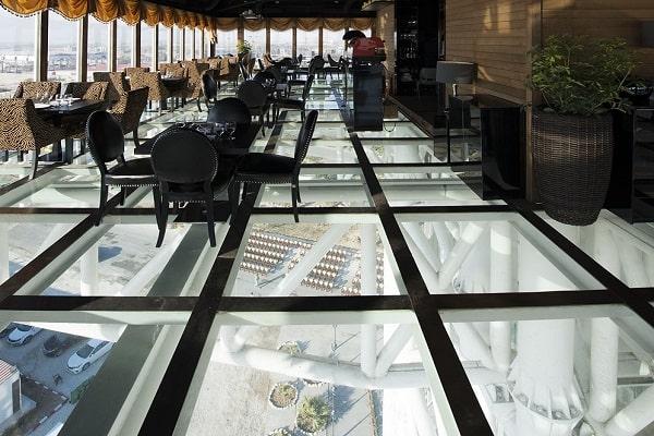 رستوران فانوس پدیده کیش