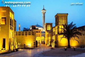 مسجد بستکیه دبی