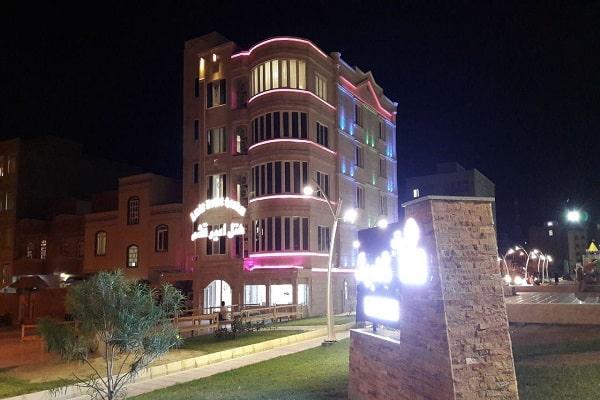 هتل امیر قشم