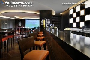 رستوران وست بیچ دبی West Beach Bistro & Sports Lounge Restaurant