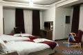 اتاق های هتل آرکا