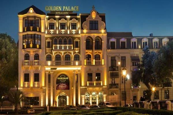 رستوران قصر طلایی