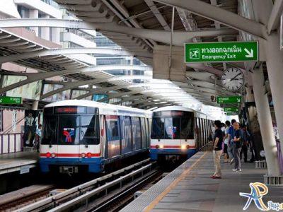 مترو هوایی بانکوک