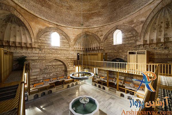 حمام علی پاشا