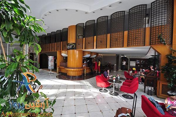 هتل اربوی سیرکچی استانبول