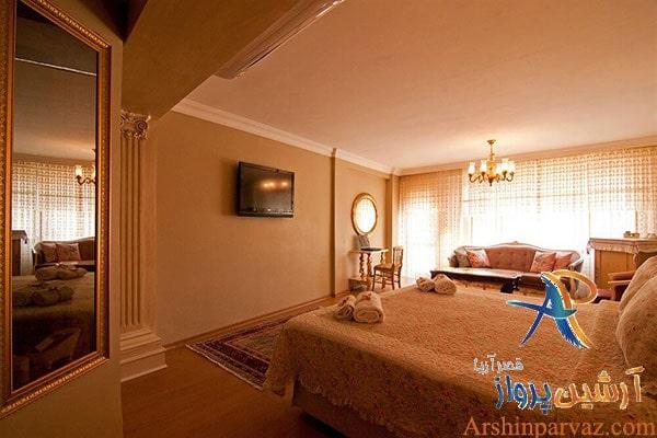 هتل امینه سلطان