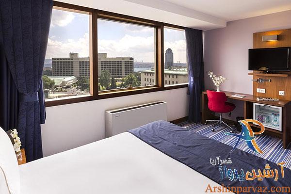 هتل اکسپرس اینچی ایرپورت استانبول