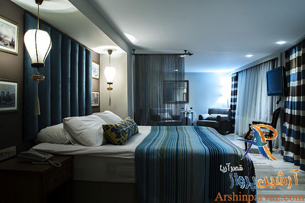 هتل های ارزان استانبول