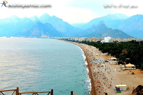 سواحل-آنتالیا-در-سفر-ایده-آل-به-آنتالیا