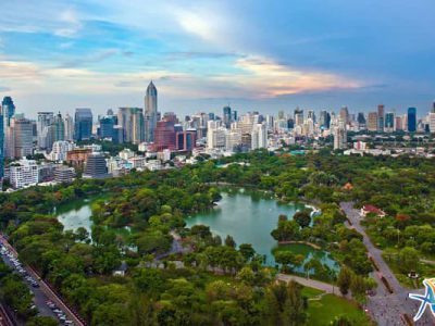 پارک لومپینی بانکوک