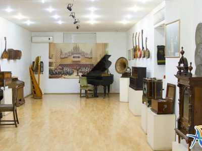 موزه های تفلیس