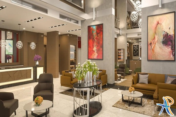 هتل رامادا انکور