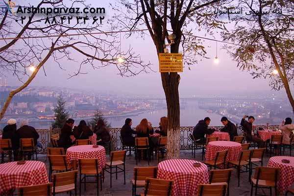 تپه-پیرلوتی-استانبول