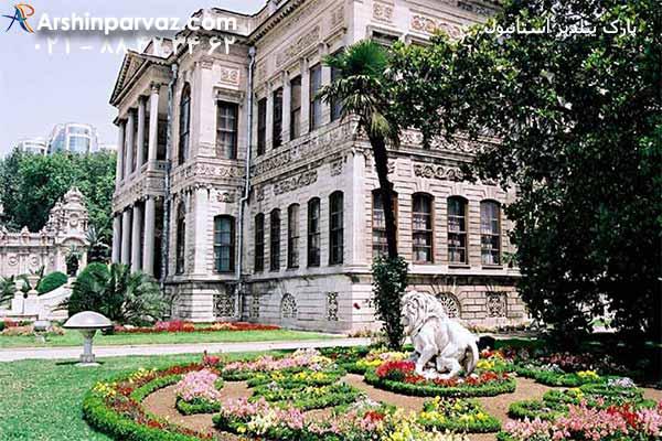 عمارت-های-پارک-ییلدیز-استانبول